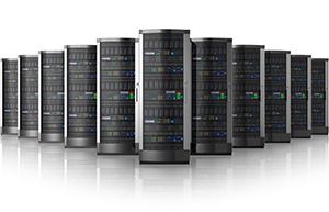 website hosting servers