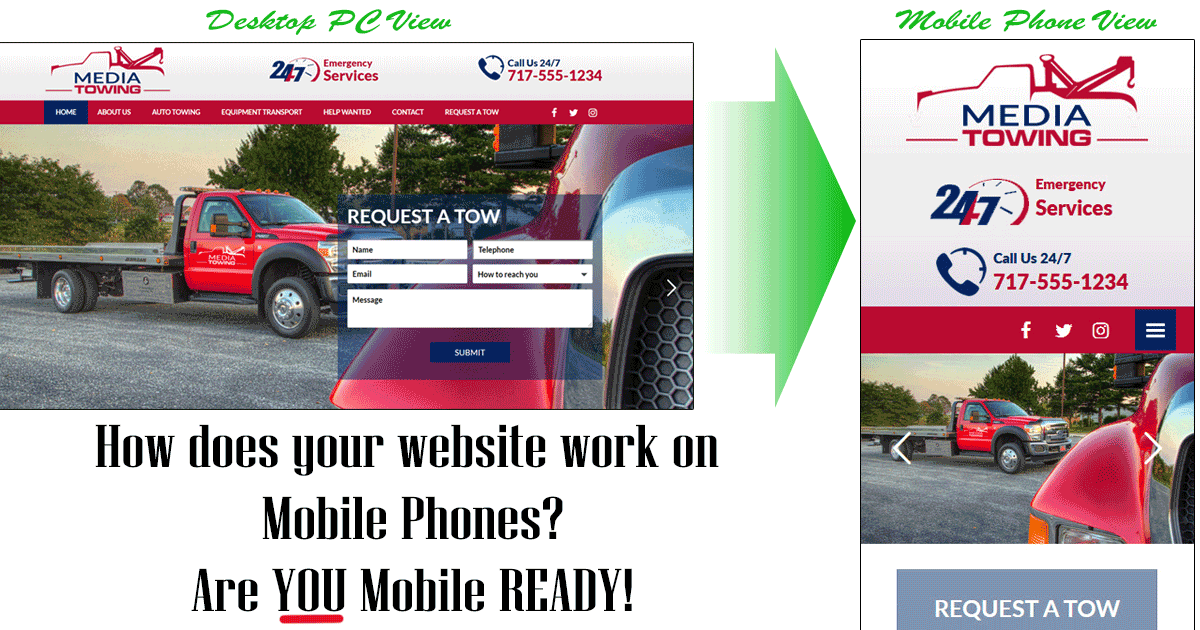 Is your company website mobile ready?
